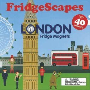 FridgeScapes London Magnet Set 🇬🇧